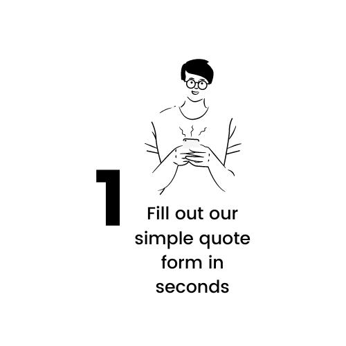 Step 1 For Insurance